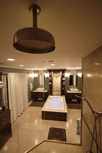 Our Piedmont Plumbers Do Full Interior Bathroom Remodeling